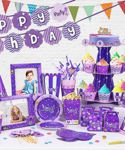set phụ kiện trang trí sinh nhật tại nha trang