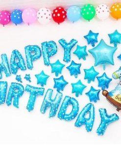 bong bóng trang trí sinh nhật tại nha trang