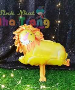 bóng bạt hình sư tử