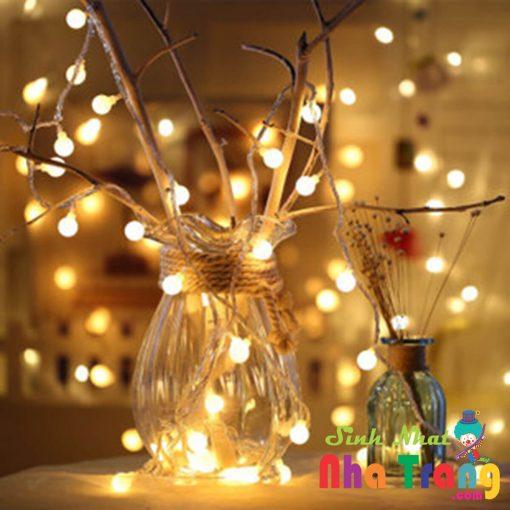 dây đèn led trang trí tiệc ở nha trang