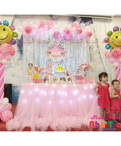 dịch vụ trang trí tiệc sinh nhật cho bé ở nha trang